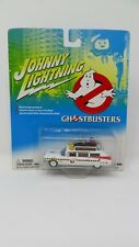 JOHNNY LIGHTNING GHOSTBUSTERS DIE-CAST ECTO-1 - SEALED