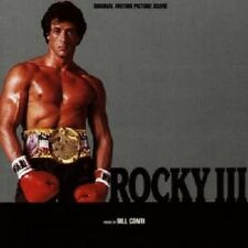 ROCKY 3 SOUNDTRACK CD OST NEW