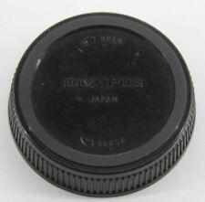Olympus Rear Lens Twist On Cap Protector - USED X469