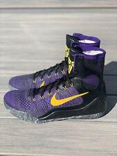 Nike Kobe Bryant Player Exclusive Promo Sample PE IX Elite Game Shoes Size 14