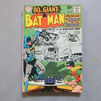 Batman 203 80 Page Giant G-49 VG/FN SKUB23197 25% Off!