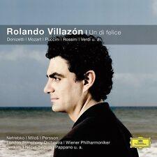 ROLANDO VILLAZON - UN DI FELICE (NETREBKO, DONIZETTI, MOZART,...)  CD NEU