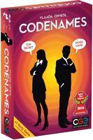 CODENAMES Deduction Card Party Board Game WORD GAME TOP SECRET Vlaada Chvátil UK