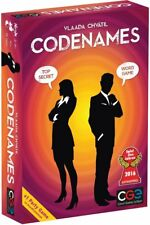 CODENAMES Deduction Card Party Board Game WORD GAME TOP SECRET Vlaada Chvátil UK