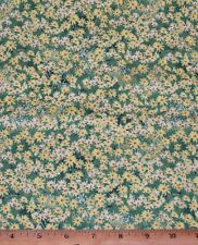 Field of Flowers Roaming Wild Floral 100% Cotton Fabric By Yard Kevin David