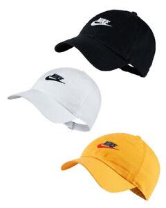 Nike Hut Hat Cap Chapeau Mütze H86 FUTURA WASH Unisex Baumwolle