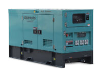 Generator 13kVA Single Phase DIESEL - WATER COOLED