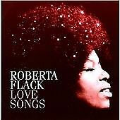 Love Songs, Roberta Flack, Audio CD, Acceptable, FREE & FAST Delivery