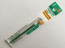 Pilot frixion slim 0.38mm erasable rollerball pen refill-----green