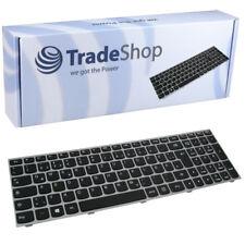 Original QWERTZ Laptop Tastatur Deutsch für Lenovo 80E007KGE 80E3 80F0 80G0 80JA