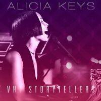 ALICIA KEYS - VH1 STORYTELLERS  CD  8 TRACKS INTERNATIONAL POP  NEU
