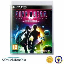Star Ocean: The Last Hope International (PS3) **GREAT CONDITION!**