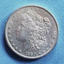 1880 Morgan Silver Dollar ~ Circulated