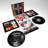 GUNS N ROSES LP x 2 Appetite For Destruction 2018 Deluxe + MP3s FOIL REMASTERED
