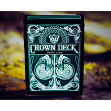 Mazzo di carte The Crown Deck (Verde) from The Blue Crown - Carte da gioco