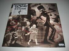 My Chemical Romance The Black Parade 2x Vinyl LP Record etched d-side! rare NEW!