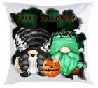 Gnome Halloween Pillow Covers