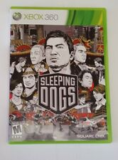 Sleeping Dogs - Xbox 360 Video Game CIB Complete