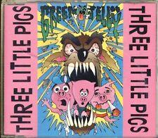Green Jelly-Three Little Pigs 3 trk Maxi CD 1992