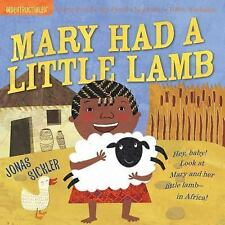 Indestructibles: Mary Had a Little Lamb-ExLibrary