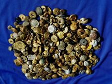 HUGE LOT OF NON DUG MIXED  BUTTONS