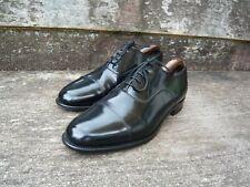 Alfred Sargent Oxford Hombre Zapatos – NEGRO-UK 8.5 – Epsom-Excelente Estado