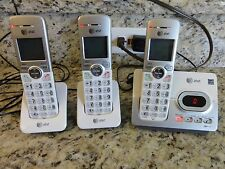 Cordless Phone System EL52353 AT&T Dect 6.0 With (3) Handset