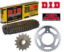Daelim 125 Roadwin FI 2008-2016 Heavy Duty DID Motorcycle Chain and Sprocket Kit