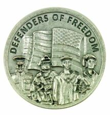 Defenders of Freedom Thank You for Serving Our Country Armed Forces Pocket