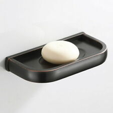 Oil Rubbed Bronze Wall Mounted Soap Dish Holder Bathroom Accessories