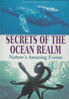Like New, Secret Of The Ocean Realm: Nature's Amazing Events, , DVD