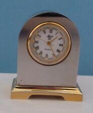 mini horloge bijoux à poser Michel D Quartz en service H 4,5cm