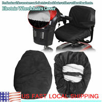 Durable Waterproof Scooter Seat Cover for Electric Wheelchairs Professional