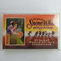 Snow White and The Seven Dwarfs Disney Soundtrack (Cassette)