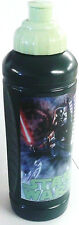 OFFICIAL STAR WARS GALAXY DRINKS BOTTLE BLACK & GREEN - DARTH VADER STORMTROOPER