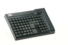 Wincor Nixdorf Pos Keyboard TA85P (01750058939) Black, New+Boxed