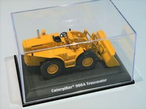 CATERPILLAR NORSCOT 55232 CAT 966A Wheel Loader Traxcavator 1:50 NEW IN BOX