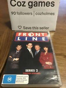 Frontline Season 2 Disk 2 Episodes 8-13 Abc Comedy Sketch Show