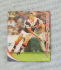 NRL 2010 RUGBY LEAGUE TAZO #67  ANTHONY MINICHIELLO, ROOSTERS
