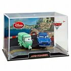 Disney Store Cars 2 Die Cast Collector Case Green Ape and Tomber 1:43 Scale NEW