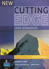 Longman NEW CUTTING EDGE Upper-Intermediate Students Book | Cunningham; Moor NEW