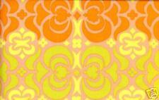 Amy Butler Midwest Modern Garden Maze Pink Fabric 1yd