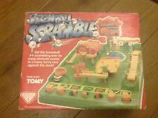 TOMY SCREWBALL SCRAMBLE 7070 VINTAGE GAME