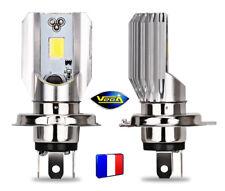 1 ampoule moto HS1 PX43T HILO Led 12V Bi-Leds COB blanc xénon 800 lumens