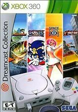 NEW! Dreamcast Collection (Microsoft Xbox 360, 2011) BRAND NEW & FACTORY SEALED!