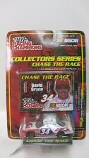 Rare Nascar Chase The Race David Green Autographed Chevy 1:64 Diecast NEW dc1384