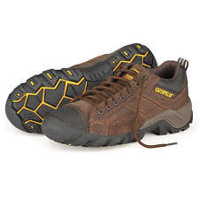 50% OFF-- Caterpillar Argon Composite Toe Leather Work Safety Shoes P89957