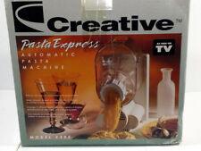 PASTA EXPRESS Automatic Pasta Maker Model X500 - New in Box