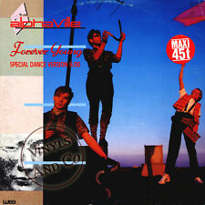 "ALPHAVILLE - Forever Young [Special Dance Version] MAXI 45 TOURS 12"" Maxi-Single"