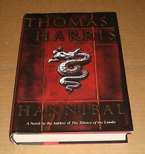 Thomas Harris Hannibal HC 1st Edition Book